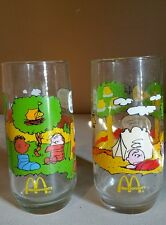 VINTAGE COLLECTABLE MCDONALD'S SNOOPY COLLECTION