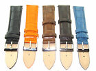 17-18-19-20-21-22-23-24MM GENUINE LEATHER WATCH STRAP BAND FOR OMEGA