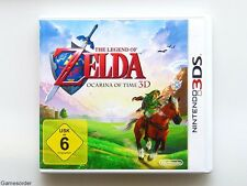 THE LEGEND OF ZELDA - OCARINA OF TIME  o °Nintendo 3 DS / 3Ds Spiel°