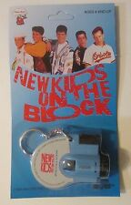 Vintage 1990 New Kids On The Block Camera Key Chain Viewmaster STOCKING STUFFER