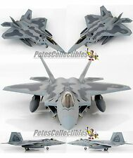 HOBBY MASTER HA2816 F-22 Raptor FIGHTER 05-4098, 95th FS, August 2015 1:72 Scale