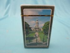 Trinity College Real Ireland Design Playing Card Deck Brand New and Sealed Cards