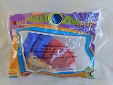 Nickel O Zone Toy Spinning Pod Alien Nickelodeon 1998 Burger King Kids Meal NIP