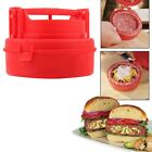 New Burger Making Press Hamburger Maker Kitchen Cooking Tool HR