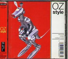 Oz Style - Japan CD Leah Heywood Madison Avenue Midnight Oil Jebedaiah Ro-tel