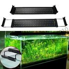 45cm/70cm Aquarium Fish Tank Over Head 36/72 LED SMD Light White/Blue 6W 11W
