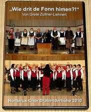 DVD- Wie drit de Fonn himen?! Honterus-Chor Drabenderhöhe Grete Zultner-Liehnert