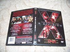 TNA Wrestling DVD The best of X-Division vol.1 englisch WWF WCW WWE NWA WXW DWA
