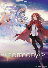 Project Itoh  Harmony/  Feature Film (DVD) Anime BRAND NEW SEALED