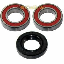 Front Wheel Ball Bearing & Seal Kit Fits SUZUKI DR-Z400 DRZ400E DRZ400S DRZ400SM