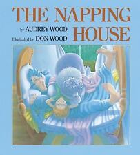 The Napping House: Lap-Sized Board Book