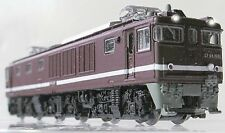 "Japan Eisenbahn Railway Spur Z 1:220 Scale EF64 Heavy-duty E-lok Braun""Bo-Bo-Bo"" with motor & light to run (Display model, unboxed)"