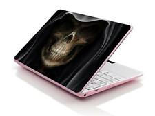 "Laptop Notebook Skin Sticker Cover Deco Ghost Skull 17"" HP ASUS ACER SAMSUNG"