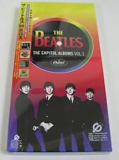 beatles Capitol Albums VOL.1 not 2,JAPAN 4 CD OBI sealed box NEW oop mono&stereo