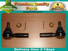 2 OUTER TIE ROD END SET FOR NISSAN ELGRAND AVE50 97-02 QRV SERENA 03-07