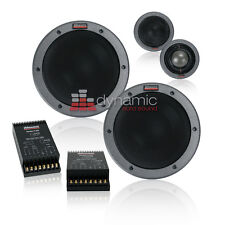 "Dynaudio Esotec System 242 GT Car Audio 6-1/2"" 2-Way Component Speaker System"