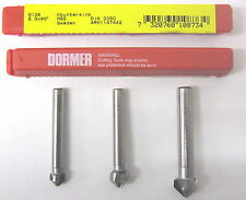 DORMER 8.0MM G136 HSS STRAIGHT SHANK 90 DEGREE COUNTERSINK BIT
