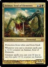 ANIMAR, SOUL OF ELEMENTS Commander 2011 MTG Gold Creature—Elemental MYTHIC RARE