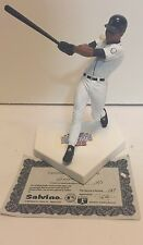 Ken Griffey Jr Salvino Figurines 1996 Philly All Star Game Seats Mariners