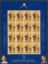 Canada Stamps -Full Pane of 16 -Shriners & Children's Hospitals #1917 -MNH