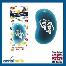 NEW Official Jelly Belly Jelly Bean 'Blueberry' Aroma 3D Air Freshener