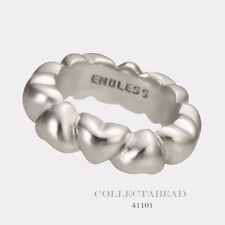 Authentic Endless Sterling Silver Million Love Bead 41101