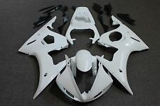 Unpainted Drilled ABS Injection Bodywork Fairing Plastic for YAMAHA YZF R6 2005