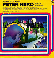 DISCO 33 GIRI  Peter Nero - yesterday's classics
