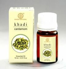 Khadi Herbal Cardamom 100% Natural Pure Undiluted Essential Oil 15ML