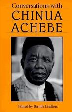 Conversations With Chinua Achebe (Literary Conversations Series)-ExLibrary
