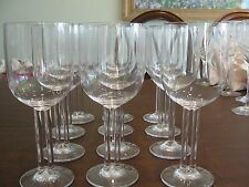 ROSENTHAL CUPOLA 12 WATER GLASSES 7 3/4""