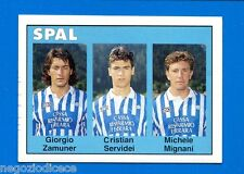 AIC Calciatori 1992-93 - Figurina-Sticker n. 382 - SPAL -New