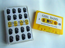 GIRL BAND - HOLDING HANDS WITH JAMIE - LTD YELLOW CASSETTE 250 ONLY