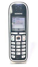 Siemens Gigaset c47h c47 parte mobile c470 c475 cx470 cx475 +2x nuovi BATTERIE DURACELL