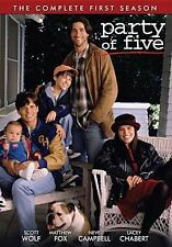 PARTY OF FIVE: THE COMPLETE FIRST SEASON (J Kaczmarek) - DVD - Sealed Region 1