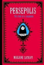 Pantheon Graphic Novels: Persepolis : The Story of a Childhood by Marjane...NEW