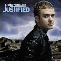 JUSTIN TIMBERLAKE : JUSTIFIED (CD) sealed