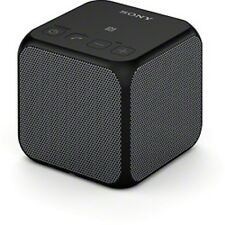 Sony SRS-X11 (B) Bluetooth Wireless Mini Cube Speaker Portable Black From Japan