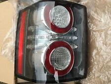 Genuine Range Rover L322 LED Rear Light Passenger Side Black Insert 2010 /12 NEW