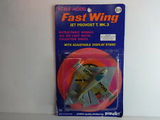 Playart Fast Wing Light Green Provost T.MK.3 Jet Airplane w/ Package