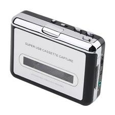Tape to PC Cassette USB et convertisseur MP3 CD Capture pour lecteur audio nu EH