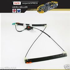 1997-2005 AUDI A6/S6 COMPLETE WINDOW REGULATOR FRONT RIGHT EU PASSENGER SIDE