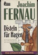 Joachim Fernau - Disteln für Hagen