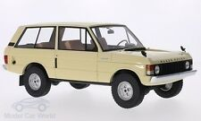 Range Rover 1970 beige 1:18 BOS