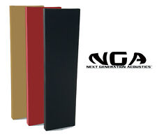 Large Column ACOUSTIC PANELS - by Next Generation Acoustics (4ftx13.5inx2.5in)