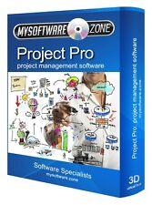 Gestione del progetto MS Project compatibile PRO Professional software