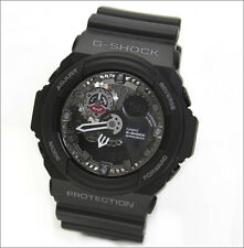 *NEW* CASIO MENS G SHOCK BLACK SKELETON WATCH OVERSIZE GA-300-1A 1AER  RRP£150