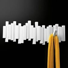 Umbra Sticks Multi Wall Hook/Coat Rack - White
