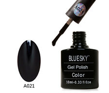 Bluesky A 21 BLACKPOOL VIP UV/LED Soak Off Gel Nail Polish 10ml Free Postage