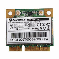 AZUREWAVE AW-NB037H 802.11nbg& Bluetooth 300M Mini PCI-E Wireless Wifi Card-AU